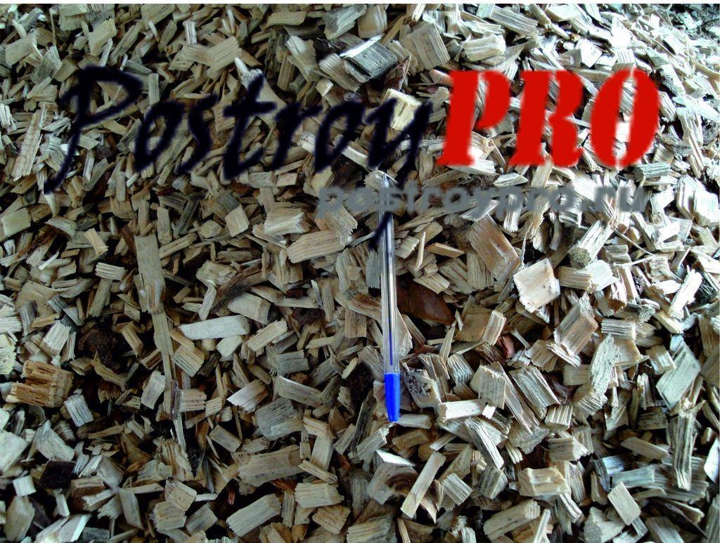 опилки для арболита